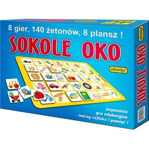 Gra Sokole Oko - Adamigo