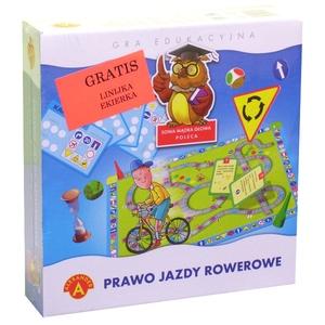 Gra Prawo Jazdy Rowerowe - Alexander