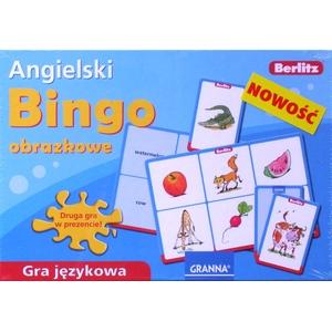 Berlitz Angielski Bingo Obrazkowe - Granna