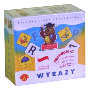 Gra Wyrazy - Alexander
