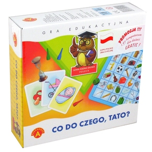 Gra Co Do Czego, Tato? - Alexander