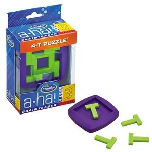 Puzzle Logiczne 4 T Aha! - Thinkfun