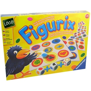 Gra Figurix New - Ravensburger