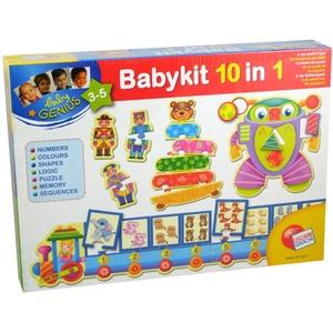 Baby Genius Kit 10 W 1 - Liscianigiochi