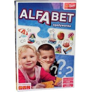Alfabet-Zgadywanka - Trefl