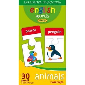 Zestaw Edukacyjny Zwierzęta - Adamigo