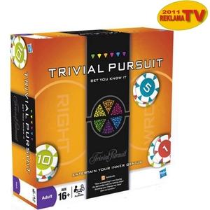 Gra Trivial Pursuit Załóż Się! - Hasbro