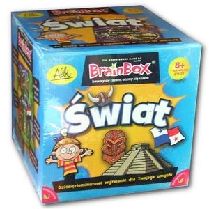 Brain Box Świat - Albi
