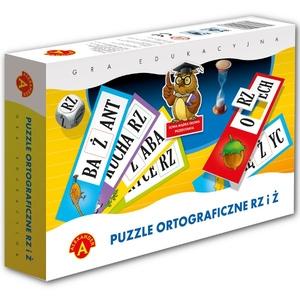 Puzzle Ortograficzne Rz I Ż - Alexander
