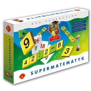 Gra Supermatematyk - Alexander