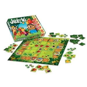 Gra Edukacyjna Jeżyki - Trefl