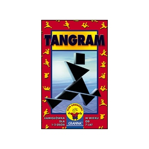 Gra Tangram - Granna
