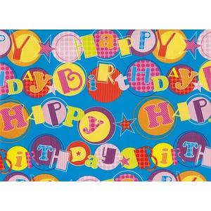 Papier Na Prezent - Urodziny