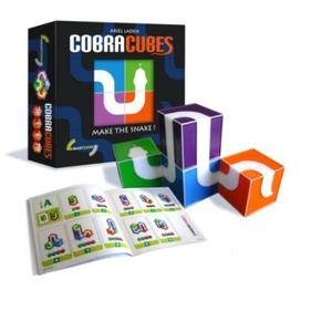 Puzzle 3D Cobra Cubes - Grapet