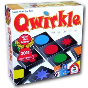 Gra Qwirkle - G3