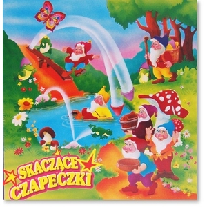Gra Skaczące Czapeczki - Jawo