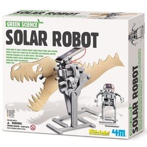 Robot Solarny - zabawka edukacyjna 4M