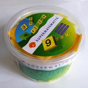 Super Matematyk Gra W Wiaderku - Alexander