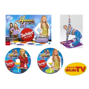 Twister Moves Hannah Montana - Hasbro