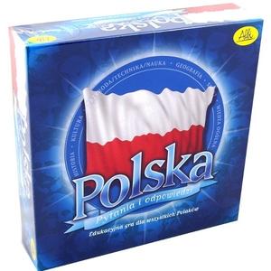 Polska - Pytania i Odpowiedzi - gra edukacyjna Albi