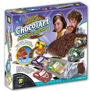 Auta I Motory Chocolart - Russell