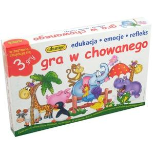 Gra w Chowanego - Adamigo