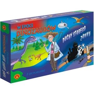Gra W Epoce Dinozaurów, Duchy W Zamku - Alexander