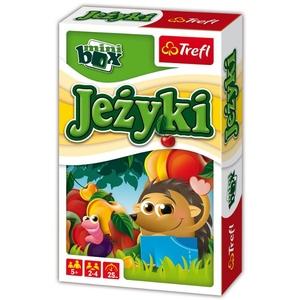 Gra Podróżna Jeżyki - Trefl
