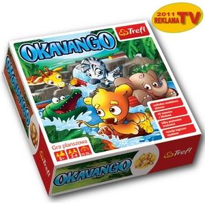 Gra Okavango - Trefl