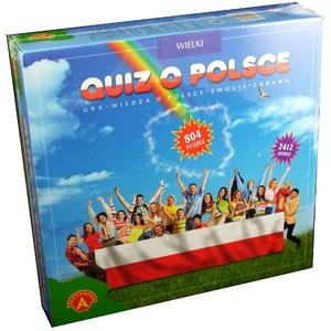 Gra Wielki Quiz O Polsce - Alexander