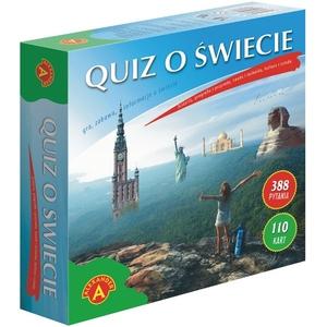 Gra Quiz O Świecie - Alexander