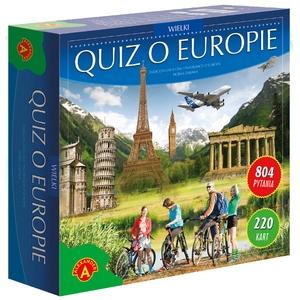 Gra Wielki Quiz O Europie - Alexander