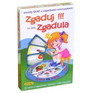 Gra Quiz Zgaduj Zgadula - Adamigo