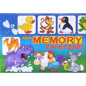 Memory Zwierzaki - Adamigo