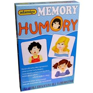Gra Memory Humory - Adamigo