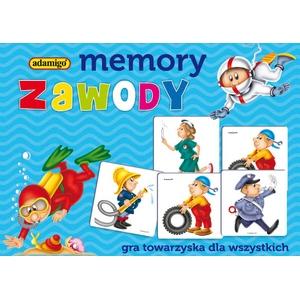 Gra Memory Zawody - Adamigo