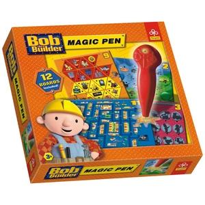 Gra Magic Pen Bob Budowniczy - Trefl