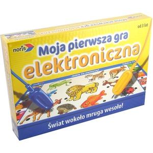Moja Pierwsza Gra Elektroniczna - Simba