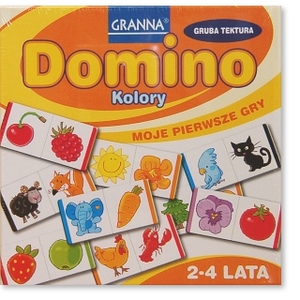 Gra Domino Kolory - Granna