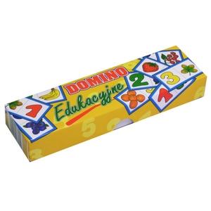 Gra Domino Edukacyjne Małe - Brzezicha