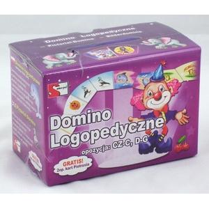 Gra Domino Logopedyczne Cz-C, G-D - Samopol