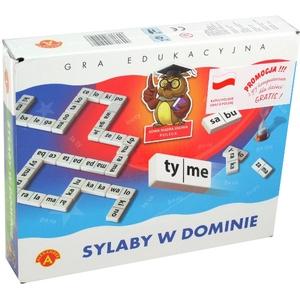 Gra Sylaby W Dominie - Alexander