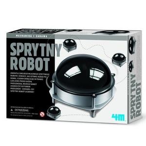 Sprytny Robot -  robot dla dzieci 4M