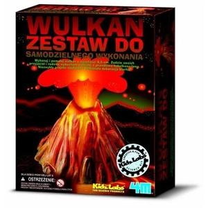 Wulkan Zestaw do Samodzielnego Wykonania - 4M