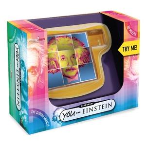 Puzzle 3D Ty i Einstein Układanka Logiczna