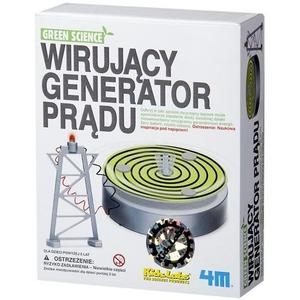 Wirujący Generator Prądu - 4M