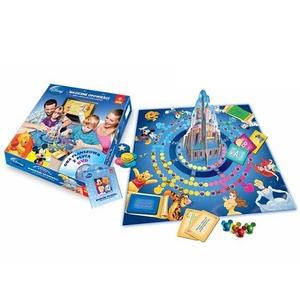 Magiczne Opowieści Disney DVD Gra Planszowa - Trefl