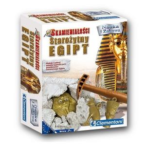 Skamieniałości Starożytny Egipt Nauka i Zabawa - Clementoni