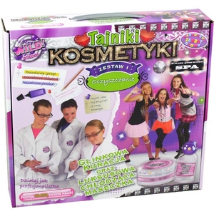 Tajniki Kosmetyki Oczyszczanie - Dromader