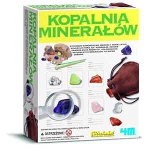 Kopalnia Minerałów - 4M